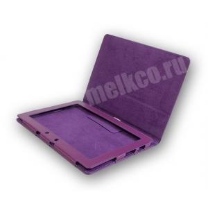 Чехол для Acer Iconia Tab A510/A511/A700 - сиреневый
