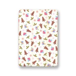 Чехол книжка Rock Anne's Garden Series для Apple iPad Air / iPad 9.7 2017/2018, белый