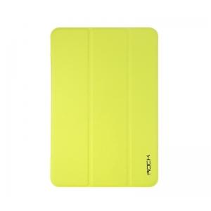 Чехол Rock Touch Series для Apple iPad Mini 3 - желто-зеленый