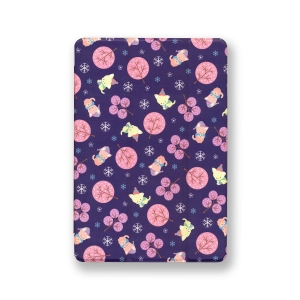 "Чехол книжка Rock Anne's Garden Series для Apple iPad Air 10.5""/iPad Pro 10.5"", фиолетовый"