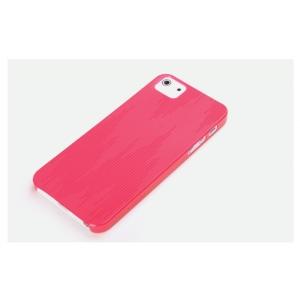 Пластиковый чехол Rock для Apple iPhone 5/5S / iPhone SE - красный