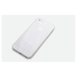 Пластиковый чехол Rock для Apple iPhone 5/5S / iPhone SE - прозрачный