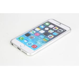 "Металлический чехол Rock Infinite Series для Apple iPhone 6/6S (4.7"") - серебристый"