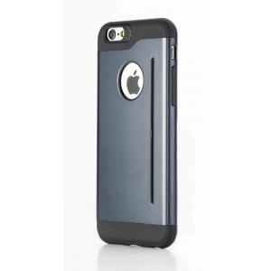 "Пластиковый чехол Rock Legend Series для Apple iPhone 6/6S (4.7"") - темно-синий"