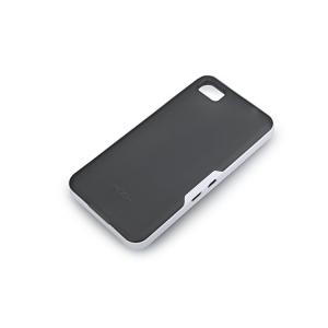 Чехол накладка ROCK Joyful series для Blackberry Z10 - коричневый