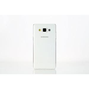 Силиконовый чехол Rock Ultra Thin Slim Jacket для Samsung Galaxy A5 - прозрачный