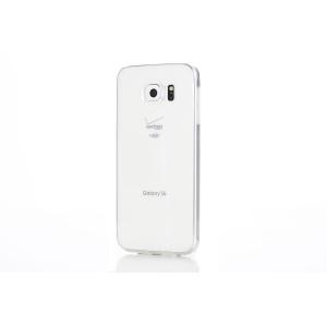 Силиконовый чехол Rock Ultra Thin Slim Jacket для Samsung Galaxy S6 - прозрачный