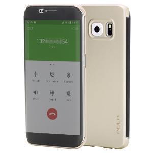 Чехол Rock DR.V Series для Samsung Galaxy S7 edge - золотистый