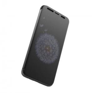 Чехол книжка Rock DR.V Series для Samsung Galaxy S9 - чёрный