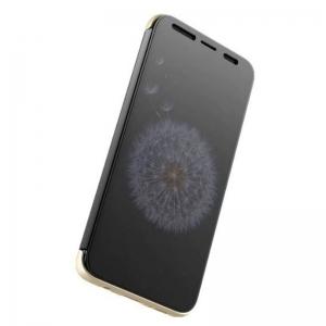 Чехол книжка Rock DR.V Series для Samsung Galaxy S9 - золотистый
