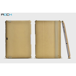 "Чехол ROCK Texture series для Samsung Galaxy Tab 2 10.1"" P5100 - кремовый"