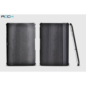 "Чехол ROCK Texture series для Samsung Galaxy Tab 2 10.1"" P5100 - темно-серый"
