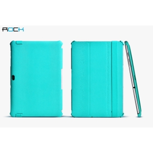 "Чехол ROCK Texture series для Samsung Galaxy Tab 2 10.1"" P5100 - бирюзовый"