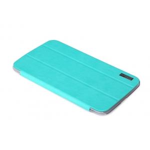 "Чехол ROCK Elegant Series для Samsung Galaxy Tab 3 8.0"" T3100 / T3110 - лазурный"