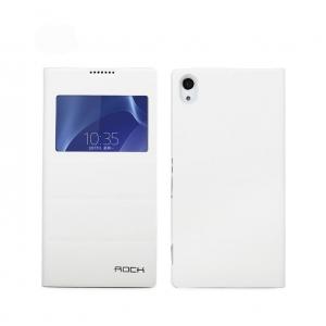 Чехол ROCK Excel Series для Sony Xperia Z2 / D6503 / L50w - белый