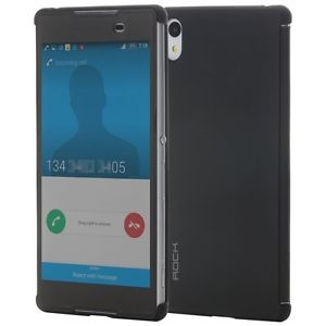Чехол Rock DR.V Series для Sony Xperia Z3 Plus (Xperia Z3 +) / Xperia Z4 / e6533 - черный
