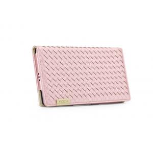 Чехол ROCK Weaver Series  для Sony Xperia Z Ultra - розовый