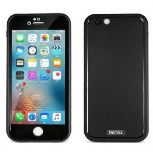 """Водонепроницаемый противоударный чехол Remax Journey для iPhone 6 Plus /6S Plus (5.5"""") - чёрный"""