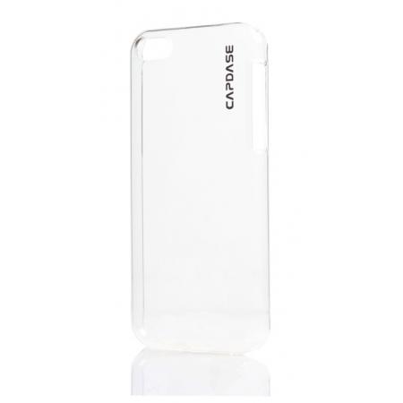 Пластиковый чехол Capdase KJ Finne DS для Apple iPhone 5C - прозрачный