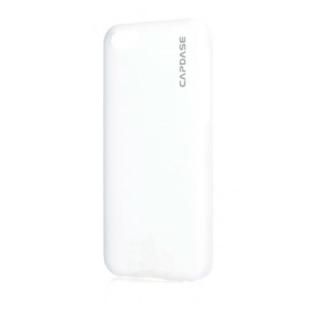Пластиковый чехол Capdase KJ Finne DS для Apple iPhone 5C - белый