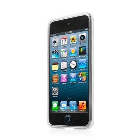 Силиконовый чехол CAPDASE Soft Jacket Xpose для Apple iPod Touch 5 - белый