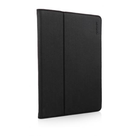 Чехол CAPDASE Folder Case Folio Canvas для Apple iPad 3 / iPad 4 / iPad 2 - чёрный