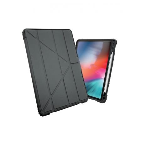 """Противоударный защитный чехол BUMPER FOLIO Flip Case для Apple iPad Pro 11"""" (2018)"""