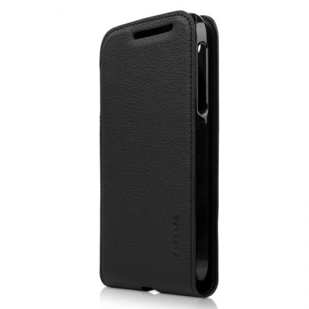 Чехол книжка Capdase Folder Case Upper Eternity для BlackBerry Classic - черный