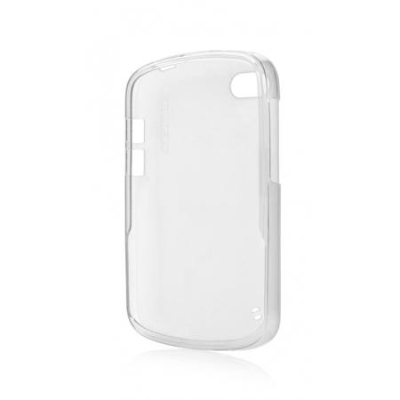 Силиконовый чехол Capdase Soft Jacket для Blackberry Q10 - белый