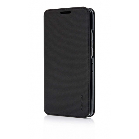 Чехол Capdase Foder Case Sider Baco для Blackberry Z30 - черный