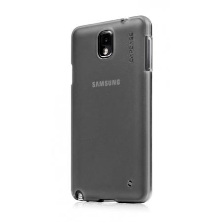 Силиконовый чехол Capdase Soft Jacket Xpose для Samsung Galaxy Note 3 SM-N900 - серый