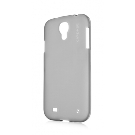 Силиконовый чехол CAPDASE Soft Jacket для Samsung Galaxy S4 GT-I9500 - серый