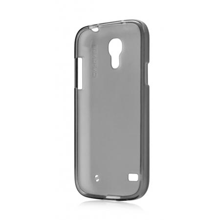 Силиконовый чехол CAPDASE Soft Jacket для Samsung Galaxy S4 Mini GT-I9190 - серый
