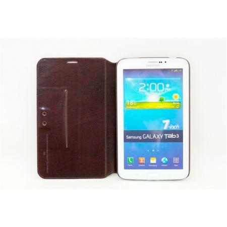 "Чехол CAPDASE Folder Case Flipjacket для Samsung Galaxy Tab 3 7.0"" T2100 / T2110 - коричневый"