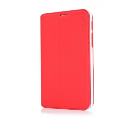 """Чехол CAPDASE Folder Case Sider Baco для Samsung Galaxy Tab 3 7.0"""" T2100 / T2110 - красный"""