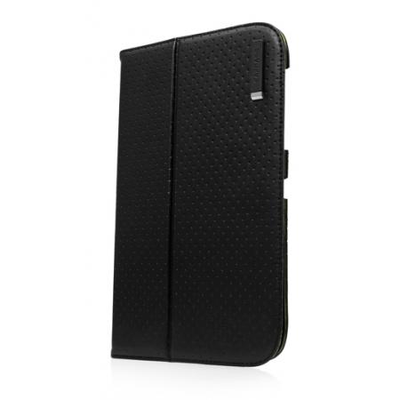 "Чехол CAPDASE Protective Case Folio Dot для Samsung Galaxy Tab 2 7.0"" Plus P3100 - чёрный"