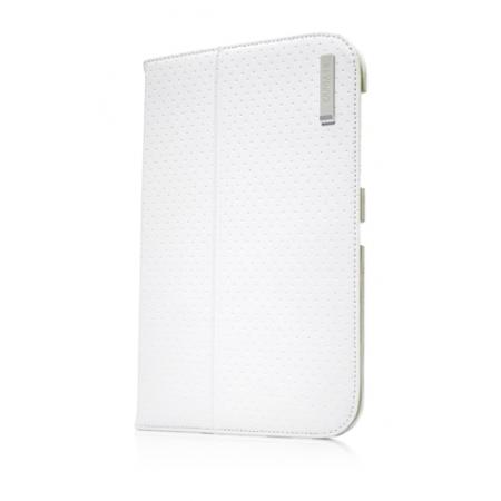 "Чехол CAPDASE Protective Case Folio Dot для Samsung Galaxy Tab 2 7.0"" Plus P3100 - белый"