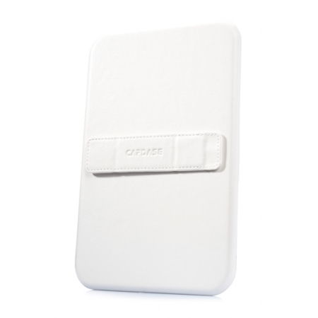 "Чехол CAPDASE Capparel Case для Samsung Galaxy Tab 2 7.0"" Plus P3100 - белый"