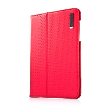"Чехол CAPDASE Protective Case Folio Dot для Samsung Galaxy Tab 7.7"" P6810/P6800 - красный"