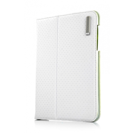 "Чехол CAPDASE Protective Case Folio Dot для Samsung Galaxy Tab 7.7"" P6810/P6800 - белый"