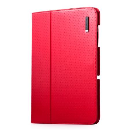 "Чехол CAPDASE Protective Case Folio Dot для Samsung Galaxy Tab 10.1"" P7500 / P7510 - красный"