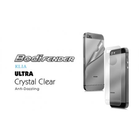 Износостойкая защитная плёнка CAPDASE Klia на заднюю часть для Apple iPhone 5/5S / iPhone SE