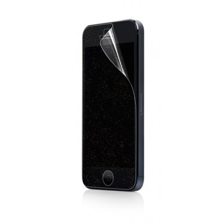 Глянцевая защитная плёнка с блёстками CAPDASE Sparko Aris для Apple iPhone 5/5S / iPhone SE