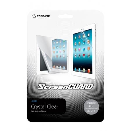 Глянцевая защитная плёнка CAPDASE ARIS для Apple iPad 4 / iPad 3 / iPad 2