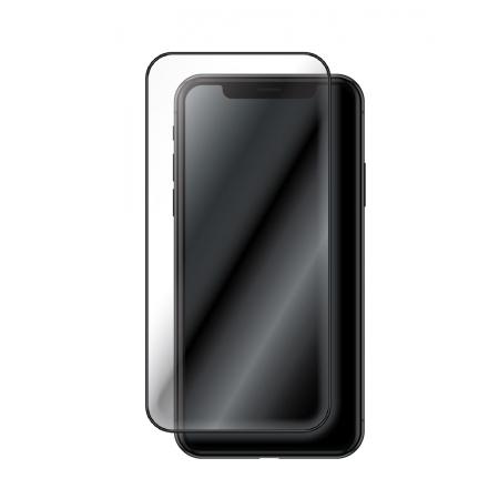 Стекло защитное закаленное полноэкранное Премиум класса CAPDASE Premium Tempered Glass для iPhone 11/Xr