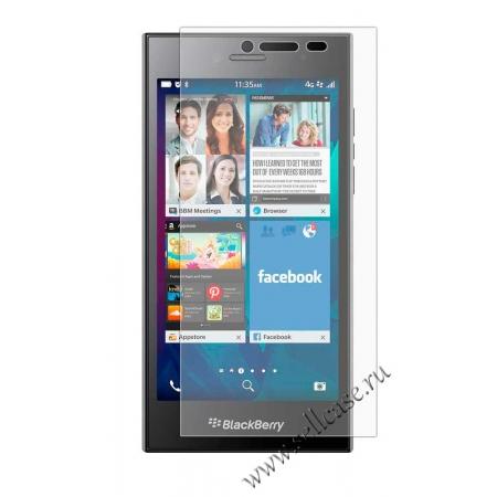 Матовая защитная плёнка CAPDASE IMAG для Blackberry Leap