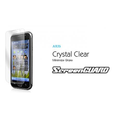 Глянцевая защитная плёнка CAPDASE ARIS для HTC Incredible S