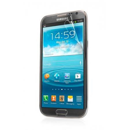 Глянцевая защитная плёнка для экрана CAPDASE ARIS для Samsung Galaxy Note 2 GT-N7100