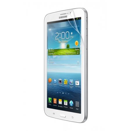 """Глянцевая защитная плёнка на экран CAPDASE ARIS для Samsung Galaxy Tab 3 7.0"""" T2100 / T2110"""