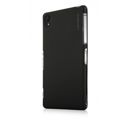 Силиконовый чехол Capdase Soft Jacket Xpose для Sony Xperia Z2 / D6503 / L50w - черный
